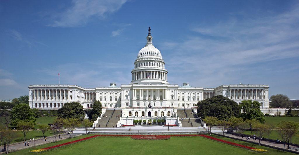 Imagen del Capitolio USA